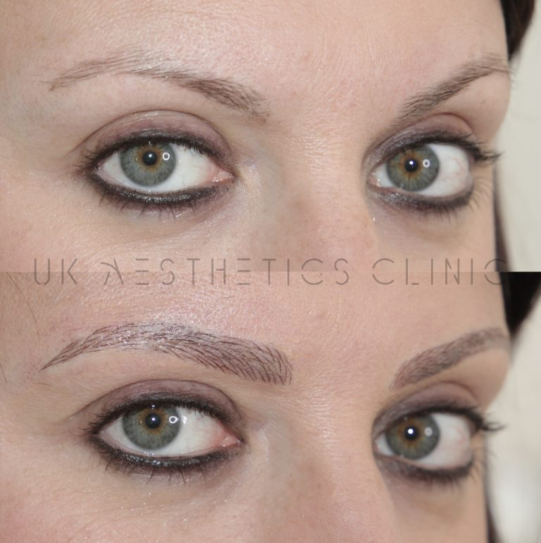 lady microbladed brows 17.03.20